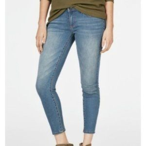 🦋5/$25🦋 Midrise Stretch Cropped Skinny Jeans